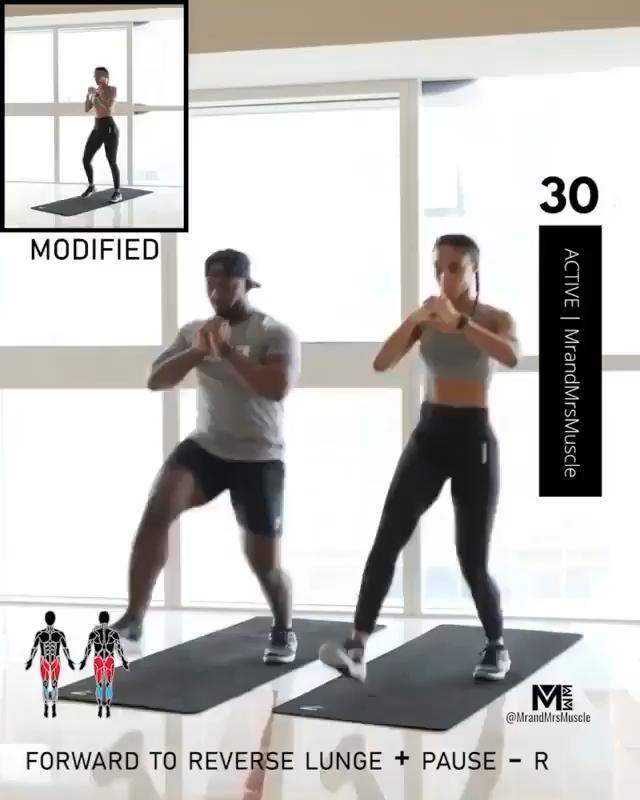 INTENSE B🍑🍑TY & LEGS Workout!!(2)