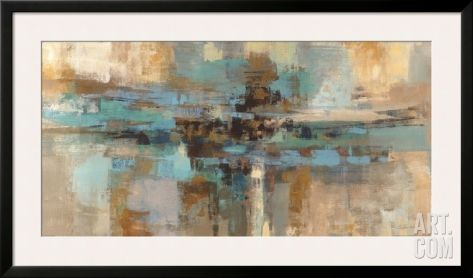 Morning Fjord Framed Art Print by Silvia Vassileva at Art.com