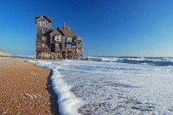 The house overlooks the ocean, Rodanthe, NC