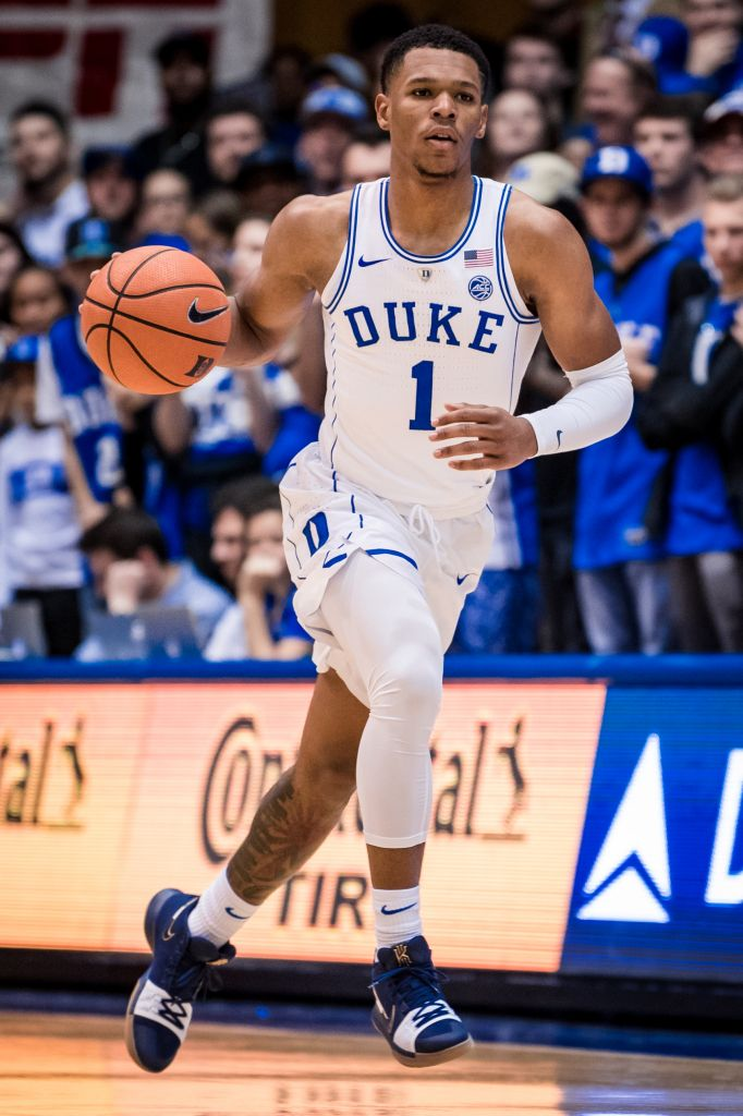 Trevon Duval Duke blue devils, Sports basketball, Duke