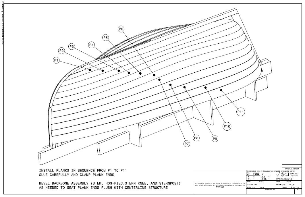Boat building plan | Boats | Pinterest | Boat building plans, Boat ...