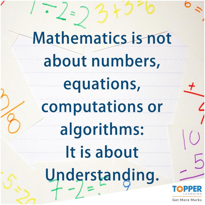 Inspirational Math Quotes: Inspirational Quotes