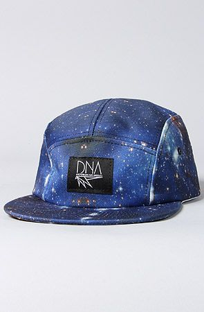 e438338a8a4470 DNA The DNA x Karmaloop 5 Panel Hat in Galaxy   Karmaloop.com - Global  Concrete Culture