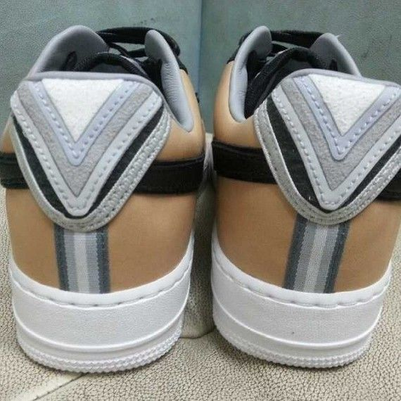 riccardo tisci nike air force 1 rt tan 05 570x570 Riccardo Tisci x Nike Air Force 1 RT Tan