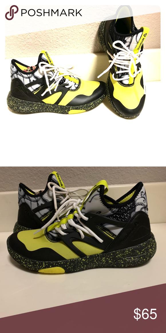 c5e4c3d3385d Reebok Hayasu studio shoes size 6.5 Custom made and great condition. Size  6.5 women s Reebok