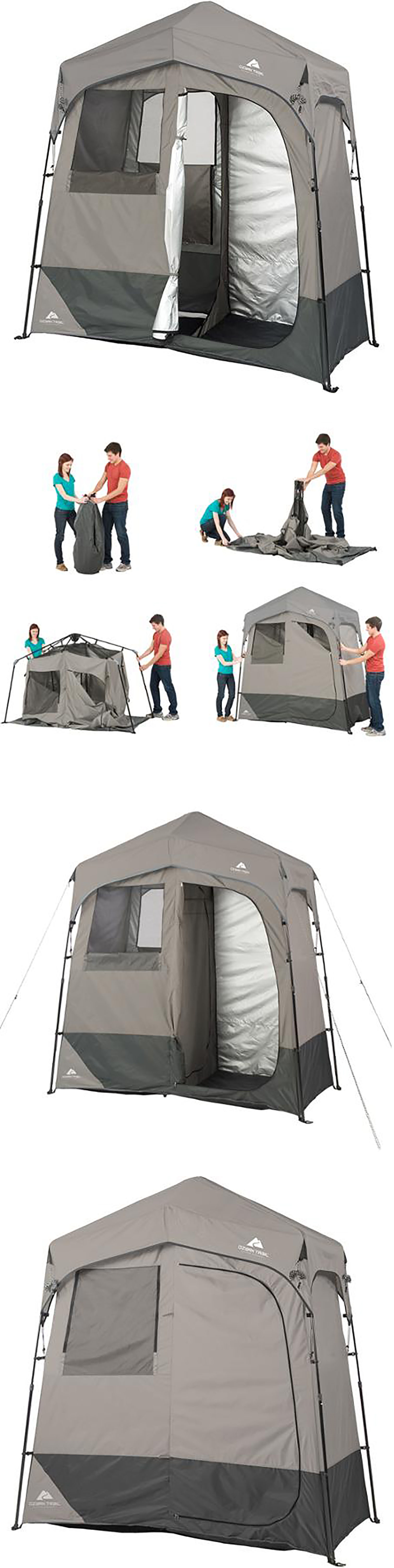 Portable Showers And Accessories 181396 Ozark Trail Instant Tent
