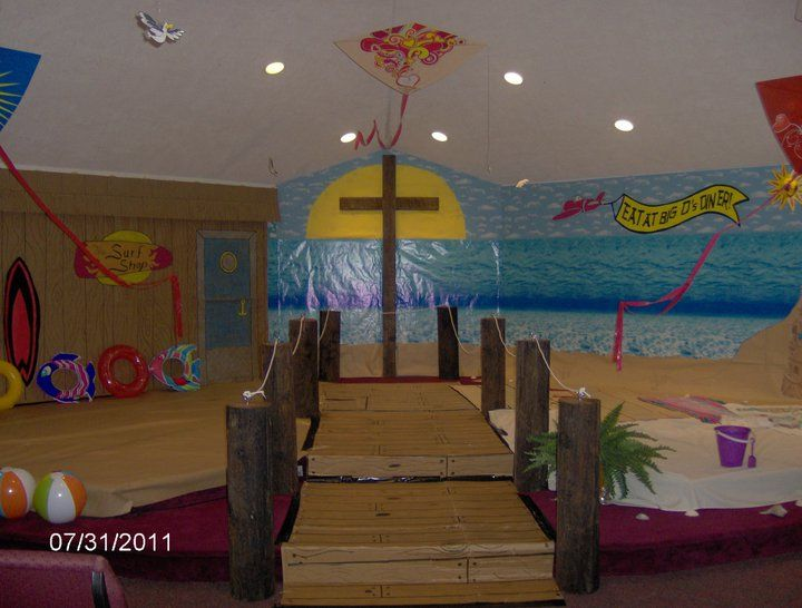 Lovely Vbs Camping Theme Decorating Ideas Part - 8: VBS Camp Theme Decorating Ideas | Vacation Bible School (VBS) 2011 |  Rockwood Alliance
