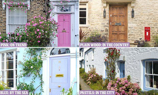 Estate Agents Reveal What Colour Door Sells A House In 2020 Best Front Door Colors Doors House