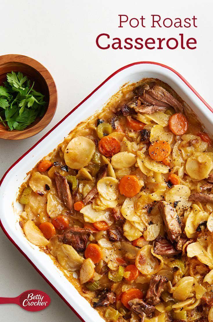 Pot Roast Casserole Recipe In 2020 Roast Beef Recipes Pot Roast Pork Roast Recipes