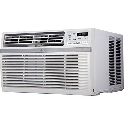 Lg Lw1515er 15 000 Btu 115v Slide In Out Chassis Air Conditioner With Remote Control Window Air Conditioner Air Conditioner Btu Room Air Conditioner