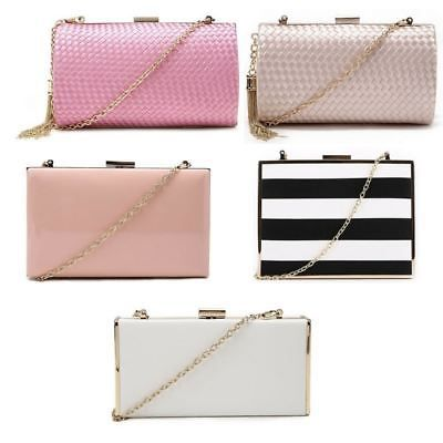 Bags Handbags And Cases 74962 Women S Stylish Clutch Bag Womens Fashionable Evening Pretty Prom It Now Only 8 On Ebay