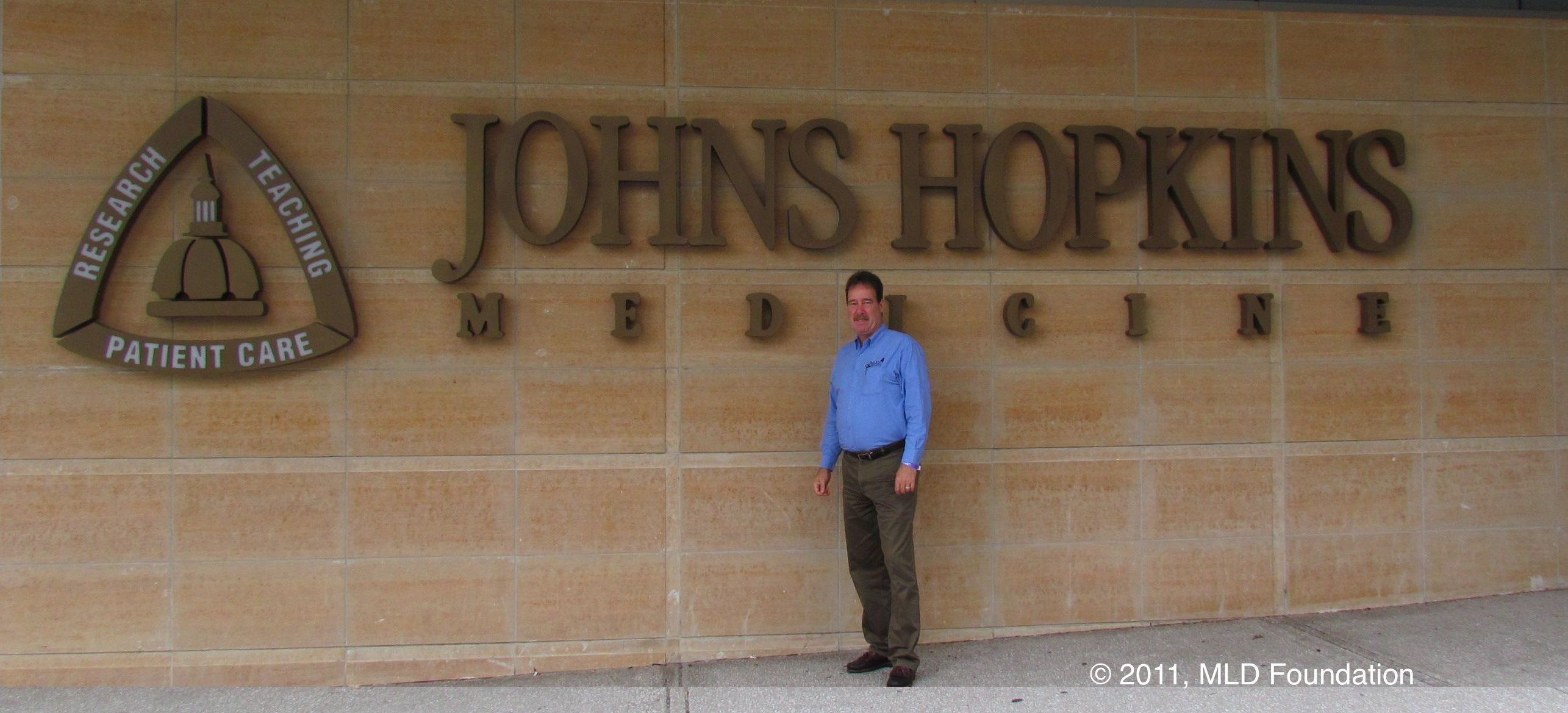 John's Hopkins - researcher meeting - 2011