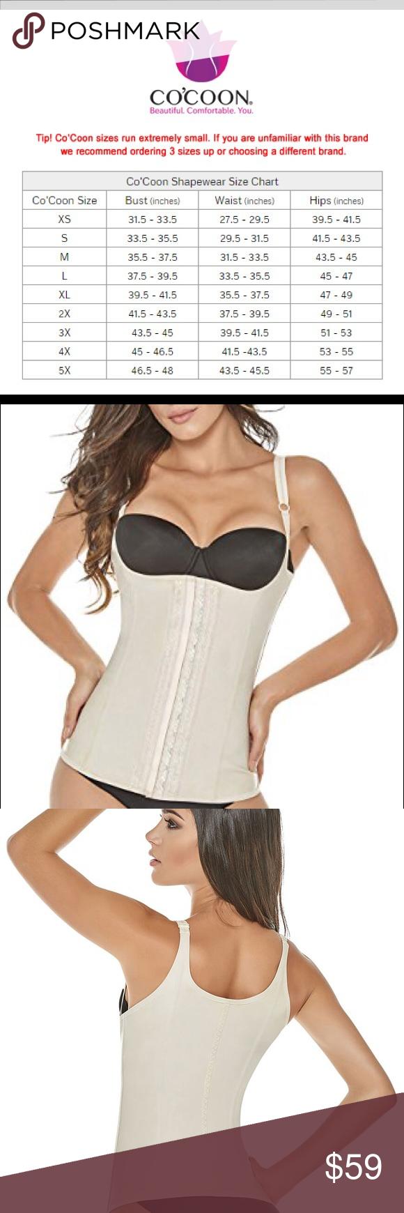 7cce5fc80ad62 Plus Size 5XL Anti-Allergy Latex Waist Trainer This a Cocoon Rubberflex waist  trainer vest. Color is beige. It s plus size 5XL.