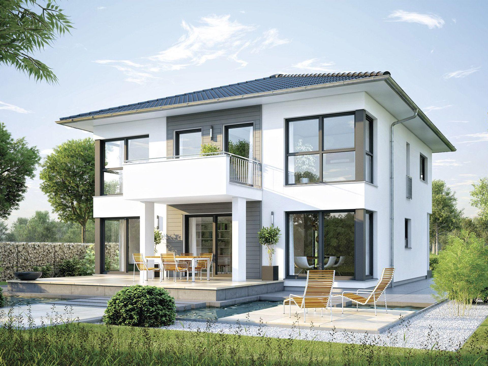 haus citylife 600 ausbauhaus von weberhaus. Black Bedroom Furniture Sets. Home Design Ideas