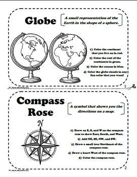 Printables. Map And Globe Skills Worksheets. Messygracebook ...