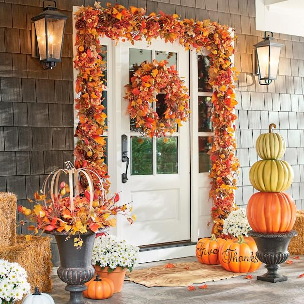 Harvest Moon Collection Twig set and Halloween ideas - do it yourself outdoor halloween decorations