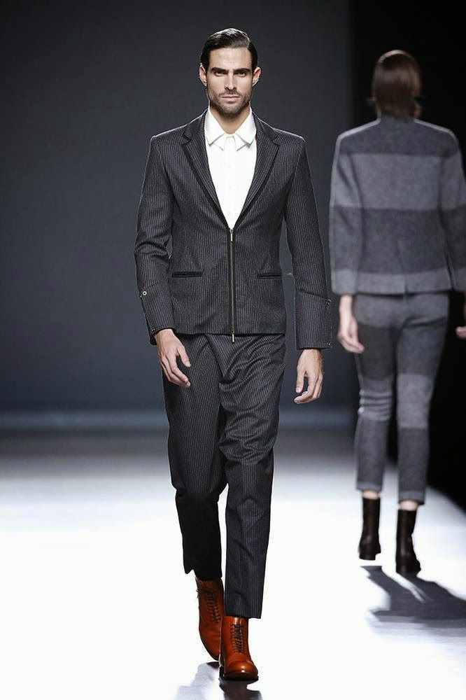 #Menswear  #Trends Etxeberria Fall Winter 2015 Otoño Invierno #Tendencias #Moda Hombre    M.F.T.