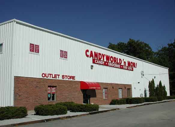 Candy At Discount Closeout Pricing Brockton Ma Wcvb Chronicle