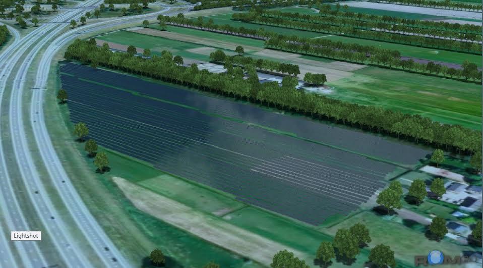 In voorbereiding: zonnepark Bij A1 ter hoogte van Knooppunt Eemnes.   Zonneveld van ca. 8 hectare. De energie die daar opgewekt gaat worden is voldoende om het jaarverbruik van ongeveer 1000 huishoudens te dekken.