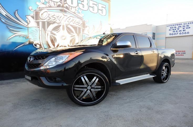 Mazda Bt50 Rims Mag Wheels Custom Wheels Alloy Wheels For Sale Mazda