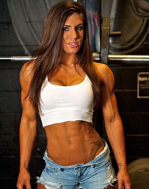 Clenbuterol Before And After   Clenbutrol   Fitness models