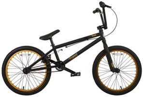 Framed Team BMX Bike Mens Sz 20in/20.5in Top Tube