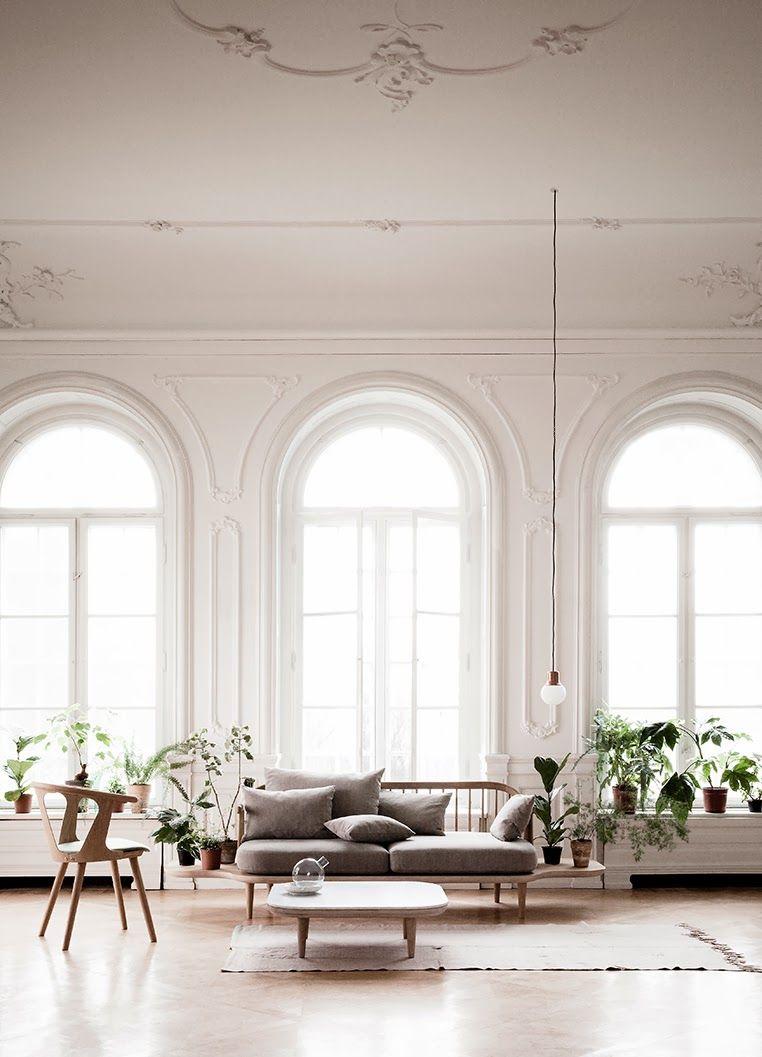 Balancing Act: Traditional Meets Modern | Pinterest | Living rooms ...