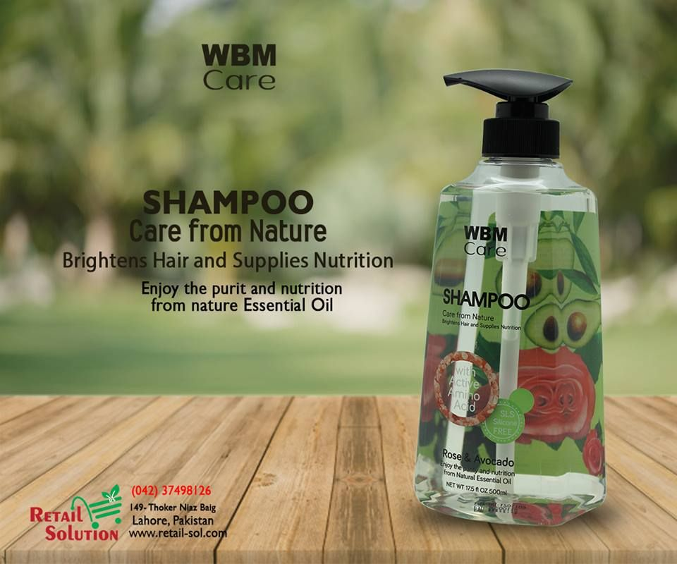 Wbmcareshampoo Beauty Care The Balm Beauty