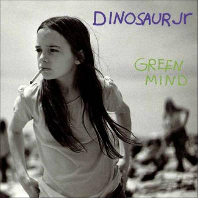 Dinosaur Jr Green Mind Dinosaur Jr J Mascis Album Covers