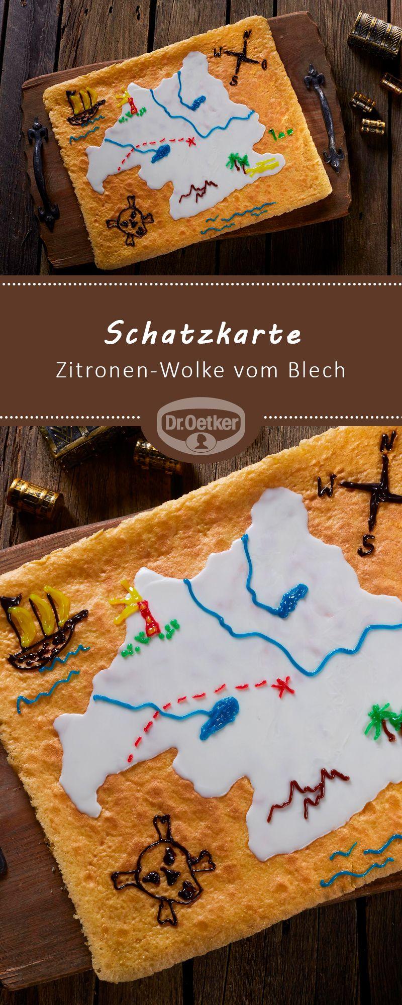 Photo of Schatzkarte