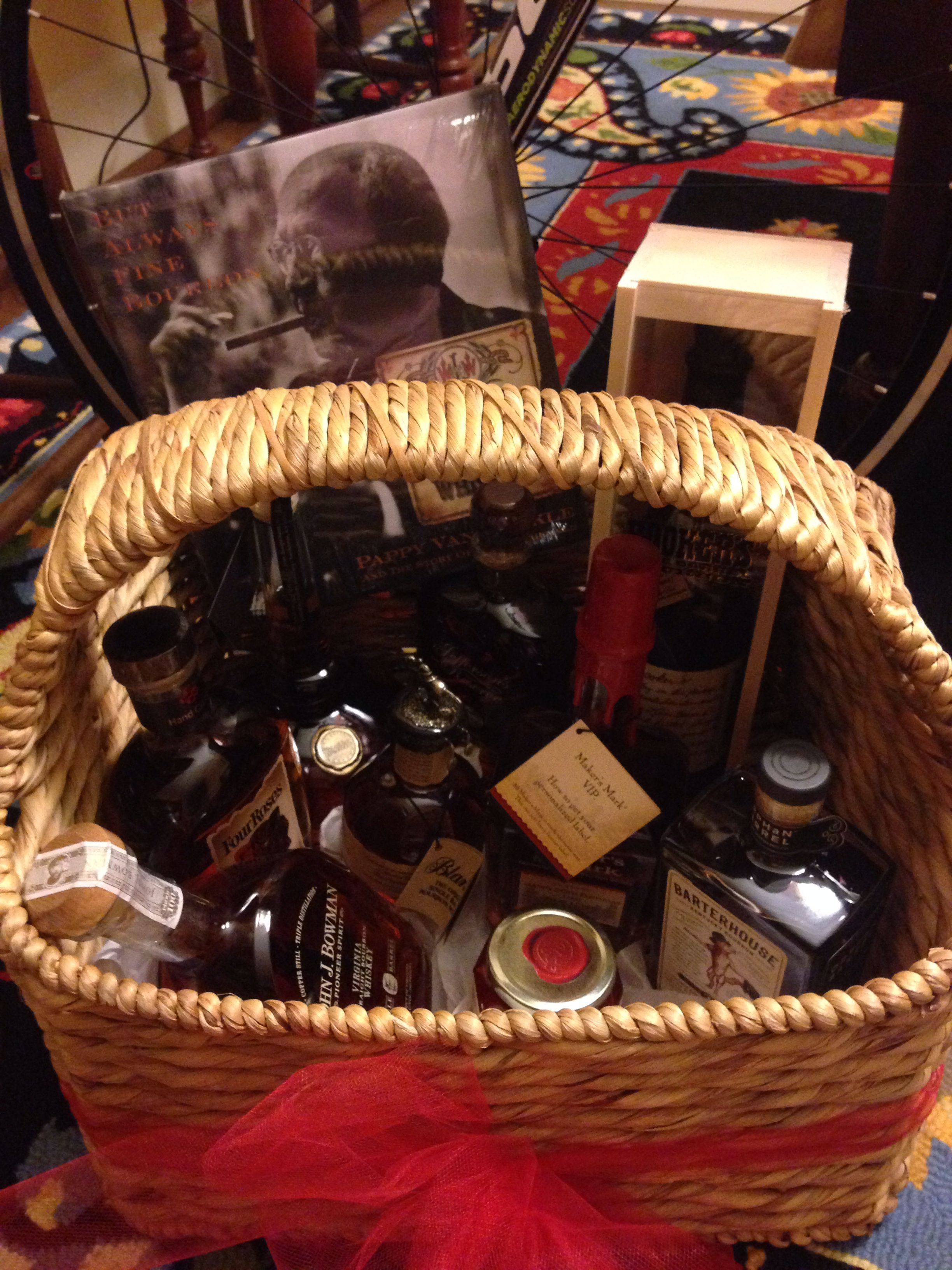 Birthday gift for a ky guy turning 50a basket of