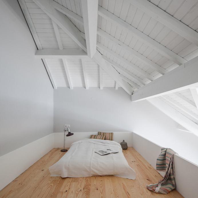 Inspiratie #22 Minimalism, Interiors and Room - dalle beton interieur maison