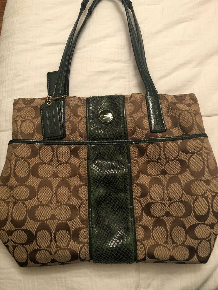 ea8d7a5967c Coach Handbag  fashion  clothing  shoes  accessories  womensbagshandbags ( ebay link)