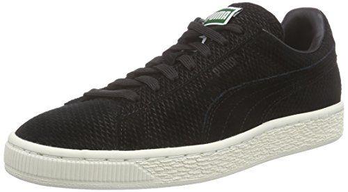 Puma Suede Classis S6 - Sneakers Basses - Femme - Multicolore (Desert Flower) - 40 EU (6.5 UK) 2GIoPTO