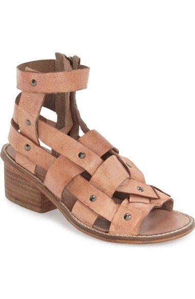 debb67fa8e2 FREE PEOPLE  River Stone  Block Heel Sandal (Women).  freepeople  shoes   sandals