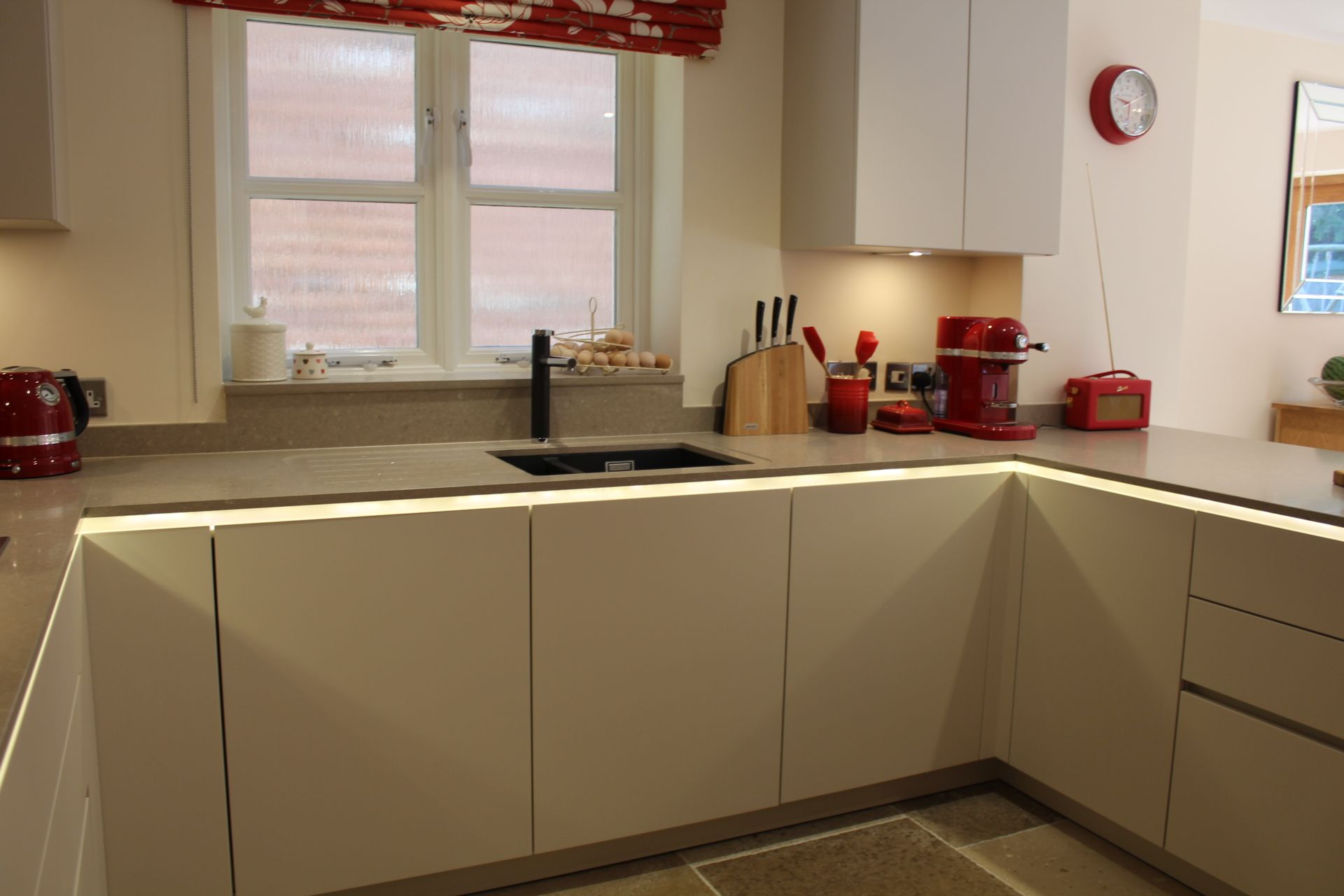 huge discount 0bc80 03e8b ALNO kitchen by Phil Harflett from ALNO Bristol. LED ...