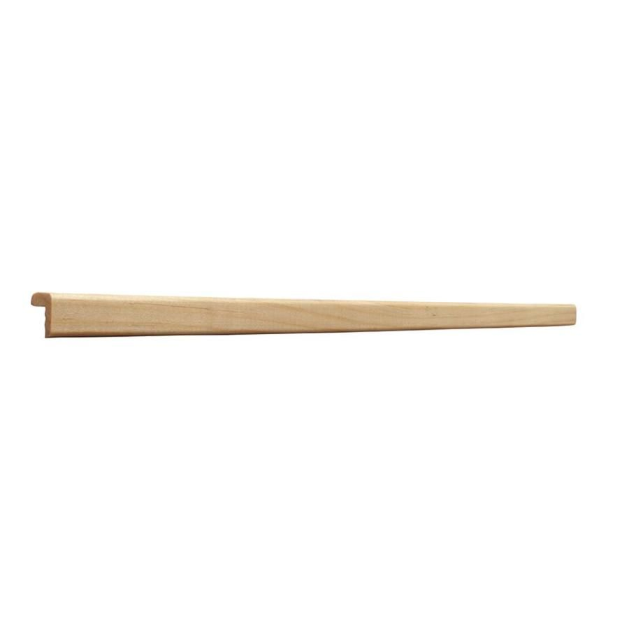 Wood Corner Guards At Lowes: @ Lowes - EverTrue 96-in Solid Wood Corner Guards