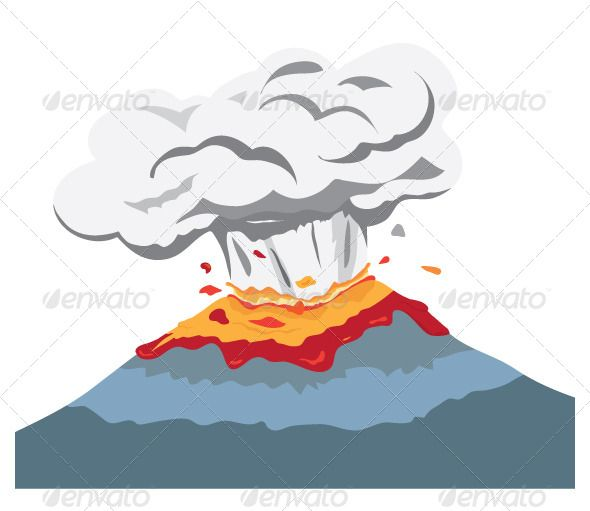 Realistic Graphic DOWNLOAD (.ai, .psd) :: http://hardcast.de/pinterest-itmid-1007044623i.html ... Volcano ...  blast, blow up, burst, cloud, crack, eructation, eruption, explosion, hot, lava, magma, mountain, volcanic, volcano  ... Realistic Photo Graphic Print Obejct Business Web Elements Illustration Design Templates ... DOWNLOAD :: http://hardcast.de/pinterest-itmid-1007044623i.html