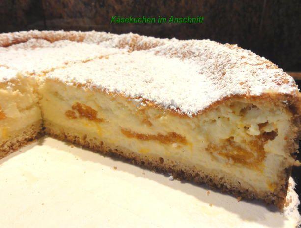 Murbeteig Kasekuchen Mit Mandarinen Rezept Kuchen Pinterest