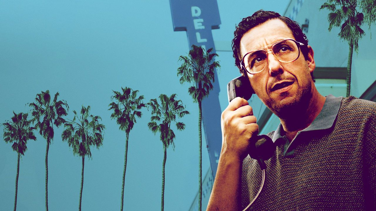 [US] Sandy Wexler (2017) Small time talent manager in