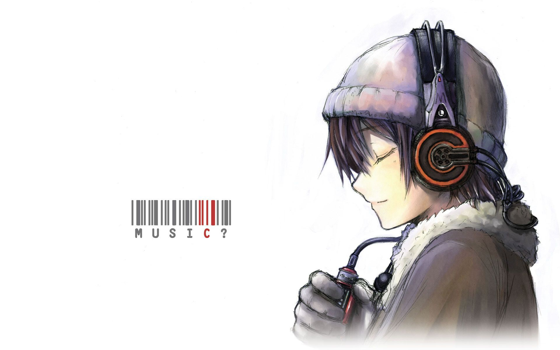 Anime Wallpapers Anime Boy With Headphones Anime Music Cute Anime Boy Anime headphones iphone wallpaper