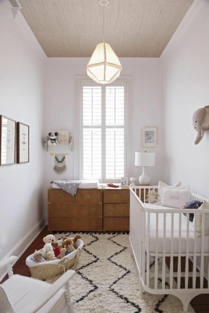 La chambre bébé mixte en 43 photos d\'intérieur! | Room decor, Kids ...