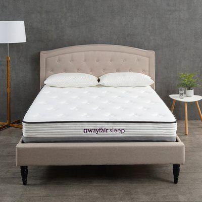 Wayfair Sleep Wayfair Sleep 9 Medium Hybrid Mattress Mattress