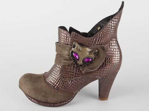 Irregular Choice Miaow shoes