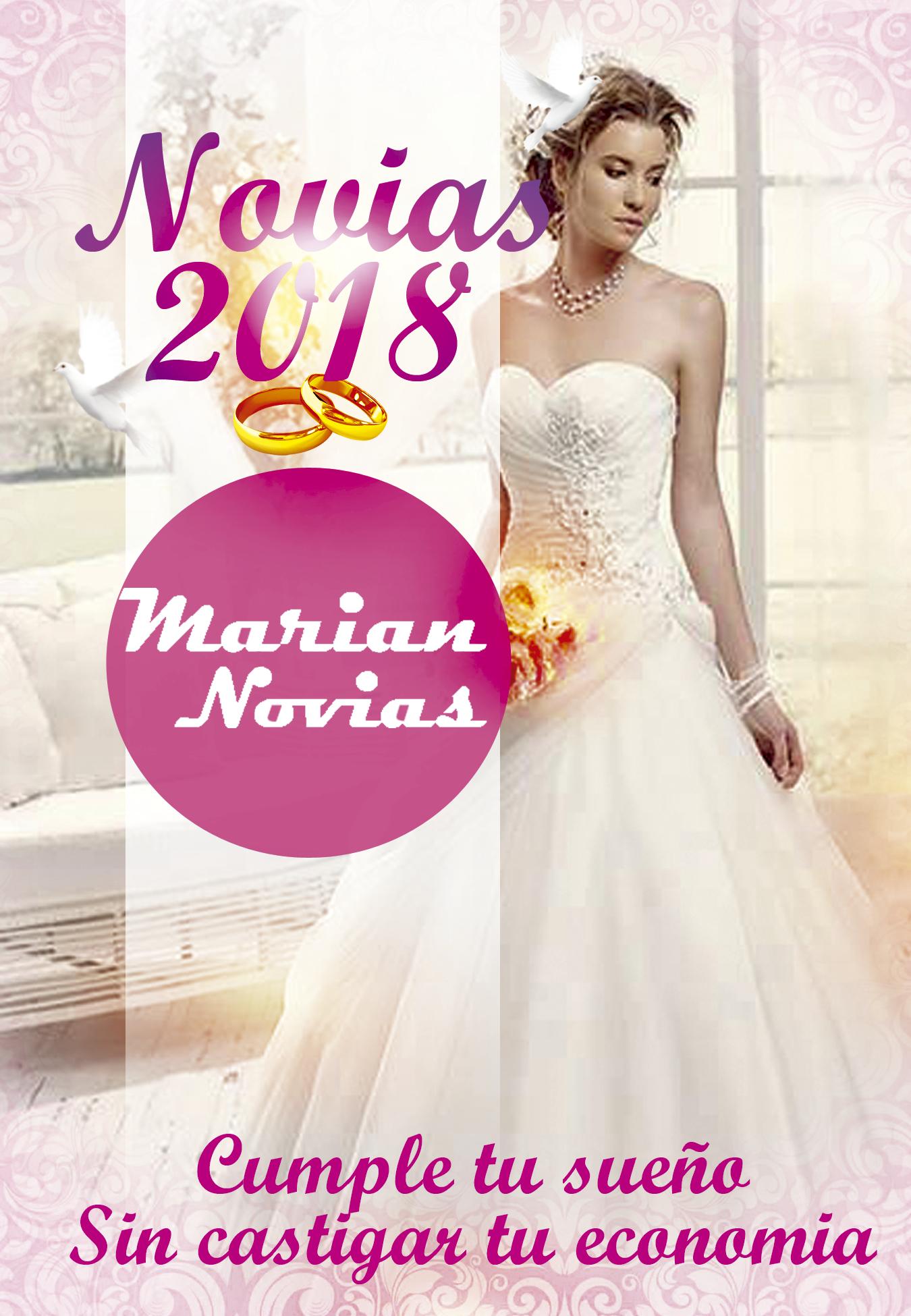 Novias 2018 - Marián Novias