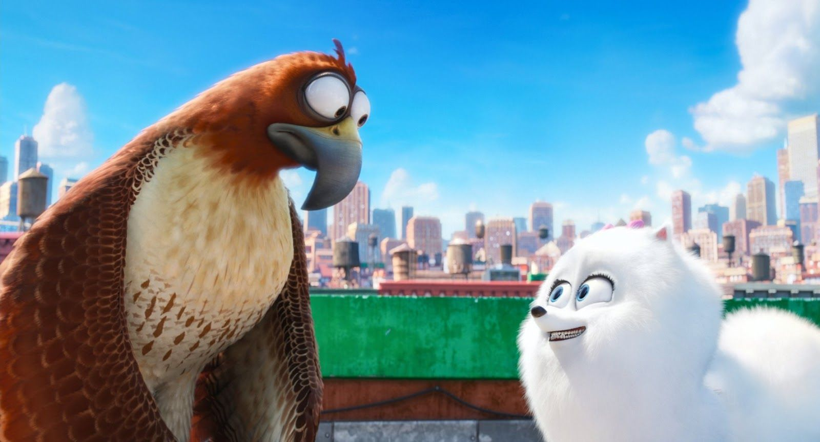 The Secret Life Of Pets New Trailers 14 Pictures And 9 Posters Pets Secret Life Of Pets Pets Movie