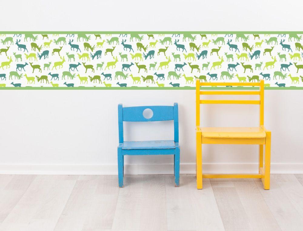 BordüRe Kinderzimmer Junge JP71 – Hitoiro