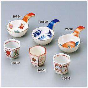 陶器・ぼんぼり 春秋 26601