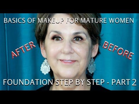 a4f4a15495c How to do Makeup for Women Over 60 Part 2