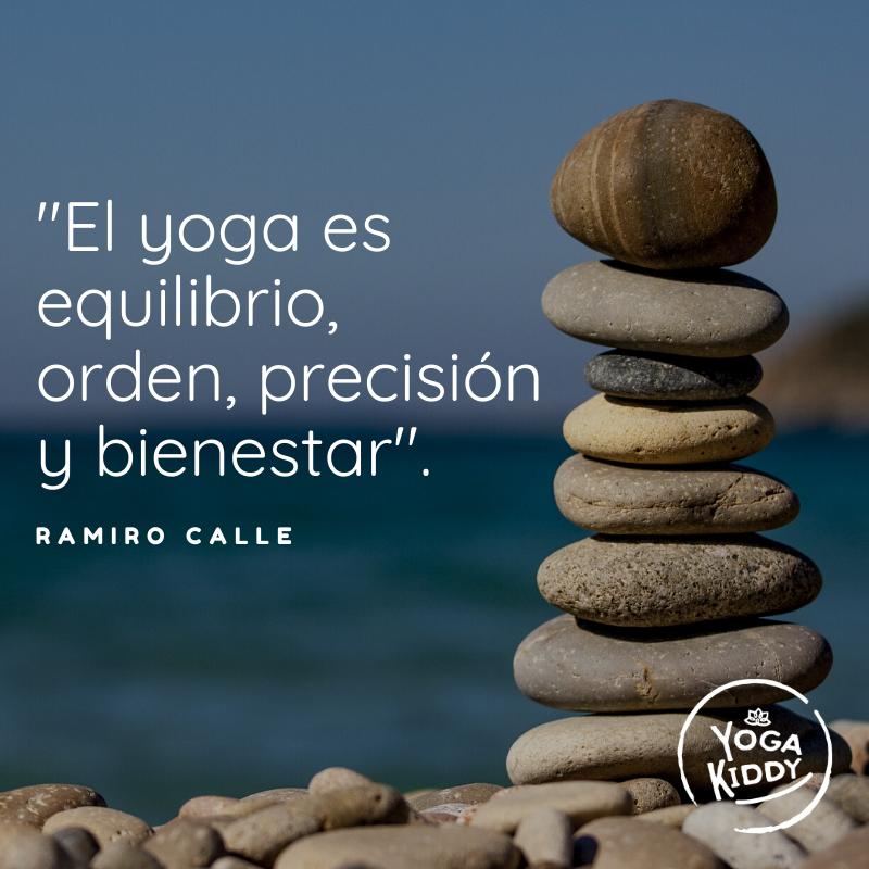 El Yoga Es Equilibrio Yoga Frases Frases Inspiradoras
